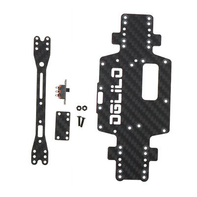 For WLtoys Upgrade, Metal Chassis, Car Bottom, P929 P939 K979 K989 K999 K969