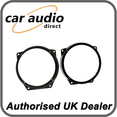 CT25BM05 Connects2 BMW Mini 3-Series Compact 2001> Front Door 16.5cm Adapters