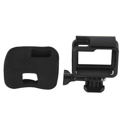 Soft Protective Frame Housing Case Windscreen Foam Cover For Gopro Hero 7 6 5