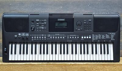 Yamaha PSR-E463 61-Key Touch Response 48-Note Polyphony Digital Keyboard