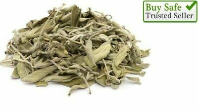 1/2 lb Bulk Loose California White Sage Smudge Leaves & Cluster 227 gm ميرمية