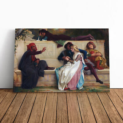 Alexandre Cabanel The Birth Of Venus Picture PANORAMIC CANVAS WALL ART Print
