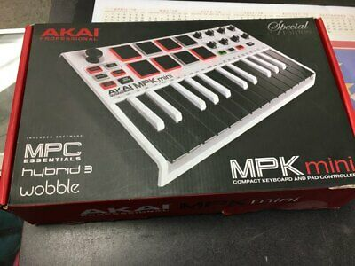 AKAI MPK Mini Keyboard Synthesizer