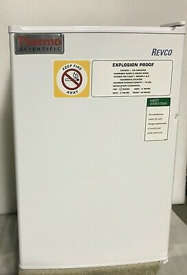 Thermo Scientific / Revco EXF418A16 Explosion Proof Freezer /5.6 CuFt/-20C/ Wrty