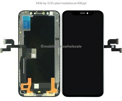 OEM Quality Premium OLED LCD Display Screen Digitizer Replacement For iPhone XS