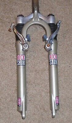 VINTAGE ROCKSHOX JUDY XC DH SL Owner's Manual Service Guide