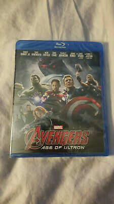 Avengers: Age of Ultron - Blu-ray - Brand New