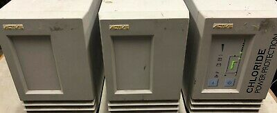 UPS Chloride Active 1000 plus 2 extra battery additions. 3KVa UPS system