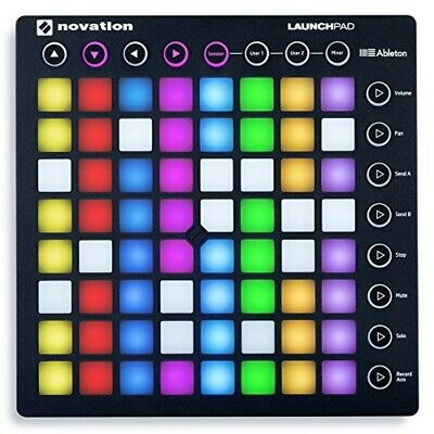 Novation Performance Controller Launchpad MK2 from japan