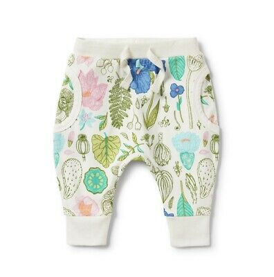 BNWT Wilson & Frenchy Flora Pocket Slouch Pant 12-18 months