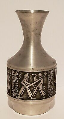 Astri Holthe Vase pitcher pewter Norway middle Ages European Kings Dragon