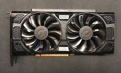 EVGA GeForce GTX 1050 TI SSC Gaming 4GB GDDR5 Graphics Card