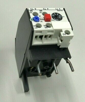 Siemens Thermal Overload Relay 3Ua5500-1J 6.3-10A  Motor Protection