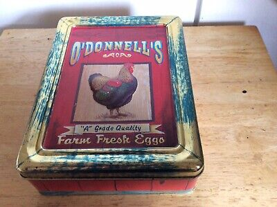 O'donnell's Collectable Tin