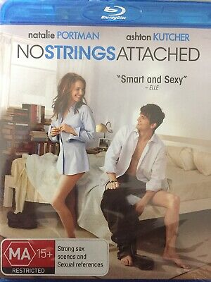 No Strings Attached - Bluray 2011 Brand New!