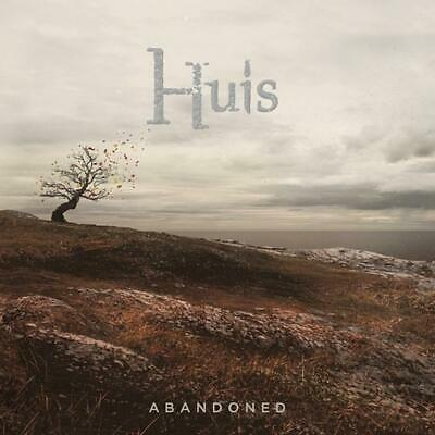 Huis - Abandoned Sealed 2019 Digipak Cd Neo Prog Canada Mystery Michel St Pere