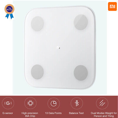 Xiaomi Mi Wireless BT Scales Smart Body Composition Fat BMI Muscle Weight Scale