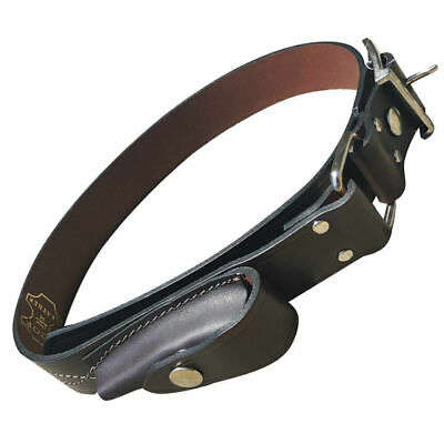 Leather Stockmans Hobble Belt With Pouch - Jcoe Australian Made