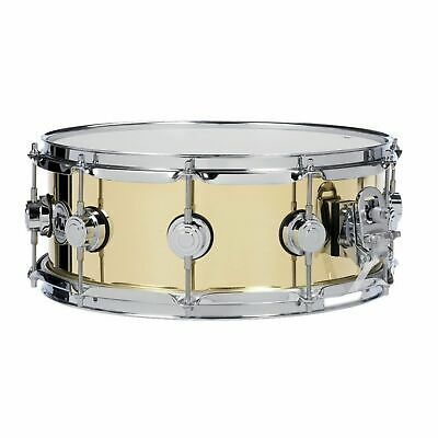 """DW - Collector's Snare 14""""x6,5"""" Brass"""