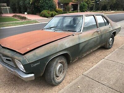Barn Find Hq Holden Kingswood Suite Monaro Gts Mock Up Clone Car Hj, Hx, Hz, Wb.