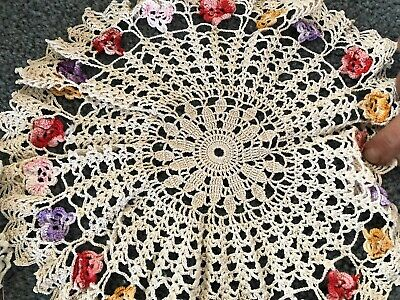 Vintage lace doyley
