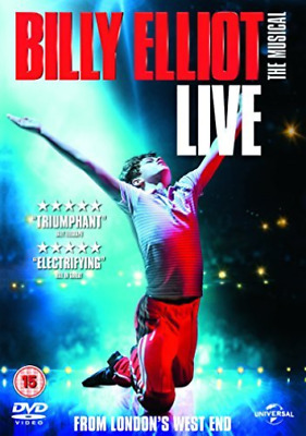 Billy Elliot the Musical DVD NUEVO