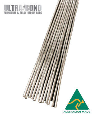 Aluminium repair rods Ultra Bond 12 Rod Pack Brazing, Soldering, Welding