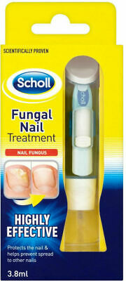 Scholl 3.8ml Fungal Nail Treatment Foot Care