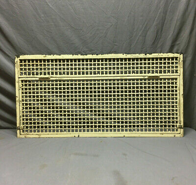 VTG Wall Vent 45x23 Cold Heat Grate Air Return Industrial 346-19L