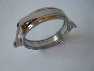 ALLOYS CASE FOR POCKET WATCH MOVEMENTS 16s -22mm - band size