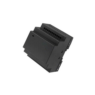 CP-23-106 Enclosure for DIN rail mounting X92mm Y76mm Z60mm black  COMBIPLAST