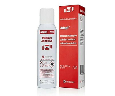 Hollister 7730 Adapt Medical Adhesive Spray Can 3.8oz