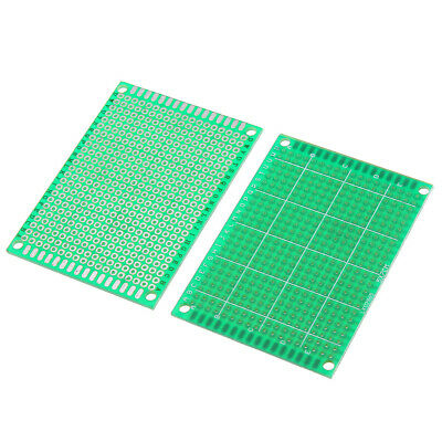 50pcs 5x7cm FR-4 2.54mm Single Side Prototype PCB Printed Circuit