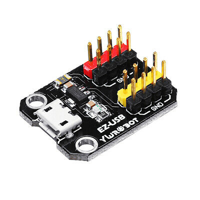 10pcs YwRobot USB Power Supply Module Micro USB Interface 3.3V