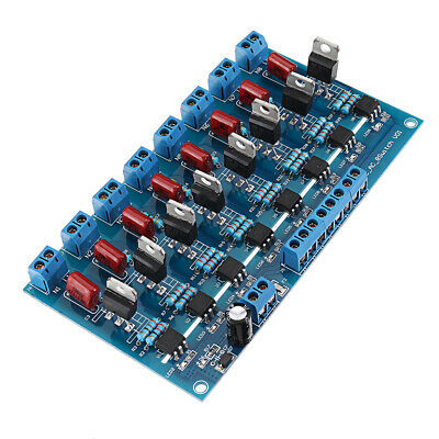 8CH Channel PLC DC Output Transistor Amplifier Isolation Plate Boa