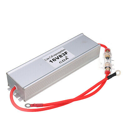 Automotive Electronic Rectifier Super Capacitor 16V83F 2.7V500F Supe