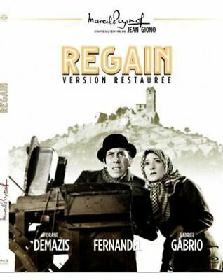 DVD – Regain. Marcel Pagnol. Version Restaurée Inédite 4K