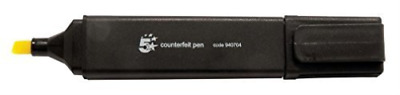 5 Star Office Counterfeit Pen NUEVO