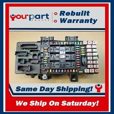 2003 06 Expedition Navigator Fuse Box For 2l1t 14a067