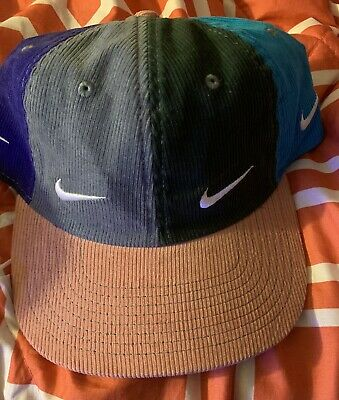 premium selection 9a78f 29059 Nike Sean Wotherspoon Heritage  86 Quickstrike Cap Multicolor Rare New W O  Tag
