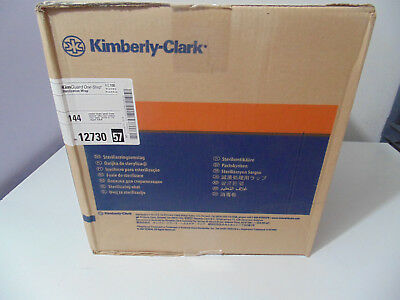 "KIMBERLY-CLARK Sterilization Wrap KC100  30"" x 30"" 144 Each Box 3 PACKS OF 48"