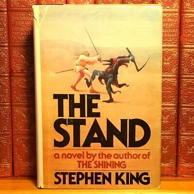 The Stand, Stephen King. First Edition, 1st Printing w/ Signed Letter.