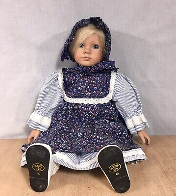 "Heidi Ott ""Beth"" Faithful Friends 18"" Doll with extra clothing and Accessories"