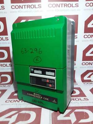 Control Techniques CDE1100 11kW 15HP 480V Drive - Used