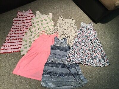 Huge Summer/Spring  Lot Of Girls Size 6-6X Clothes (40 Pcs)