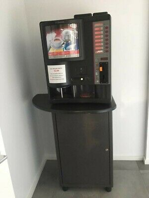 used commercial coffee machine coin operated