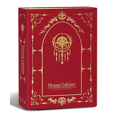 DREAM CATCHER RAID OF DREAM Special Mini Album LIMITED CD+Book+8 Card+Pop-up+etc
