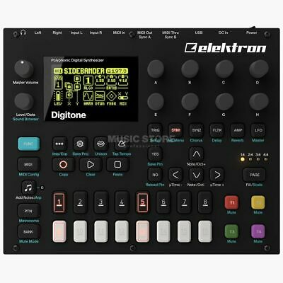Elektron - Digitone FM-Synthesizer