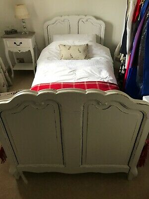 Antique child's French bed