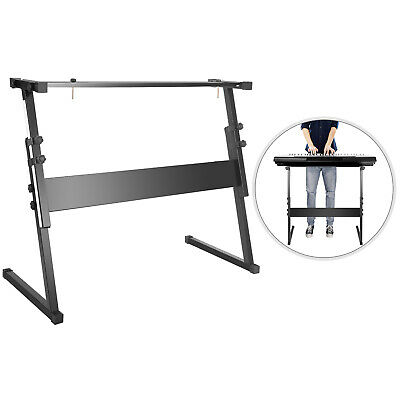 Neewer Z-Style Piano Keyboard Stand Heavy Duty Music Stand for Kids and Adults